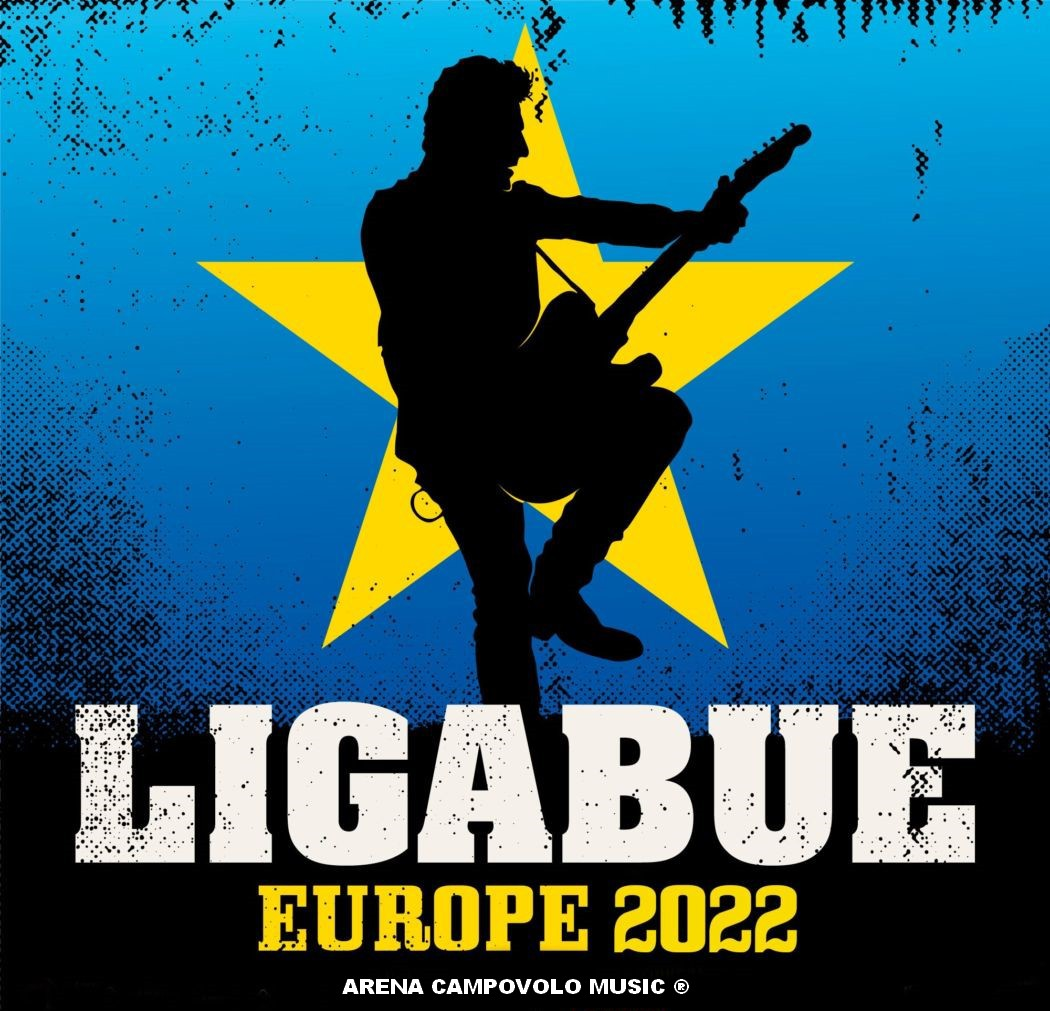 Ligabue Europe 2022